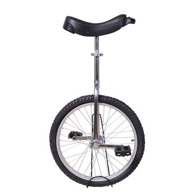 """Soozier 20"""" Inch Wheel Unicycle Cycling Outdoor/Indoor Sports Fitness Balance car"""