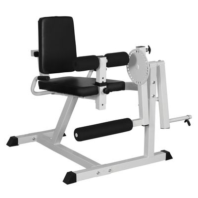 Soozier Leg curl Strength Muscles Exercise Bench Workout Home Gym Extension