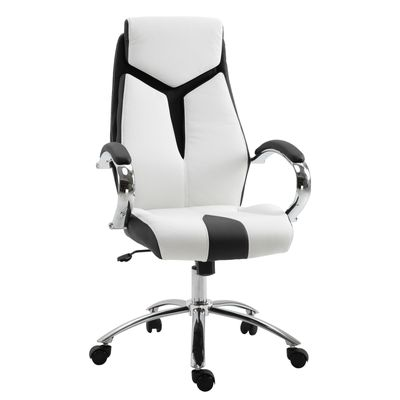 Vinsetto Ergonomic Office Chair 360° Swivel Height Adjustable Computer Chair PU Leather