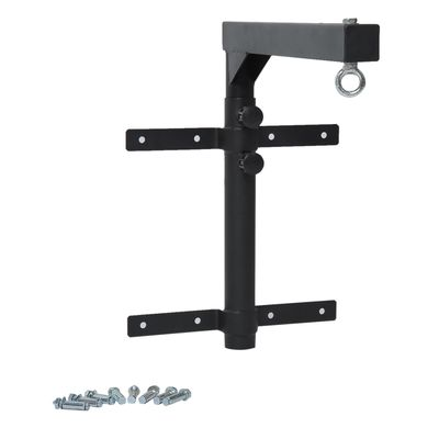 Soozier Wall Mount 220lbs Heavy Bag Bracket Boxing Punch Bag Hanger for MMA Training (Punching Bag Excluded)