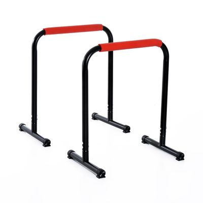 Soozier Push Up Stand Handle Pull Gym Bar Workout Training Exercise Home Fitness