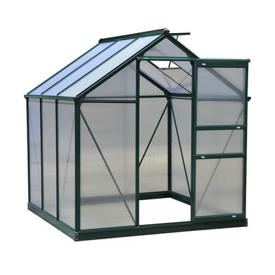 Get 11% off on Aosom Canada greenhouses! Free shipping!