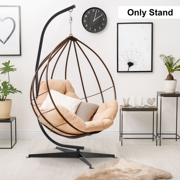 Outsunny Hanging Hammock Stand, Outdoor Swing Chair With Stand Canada