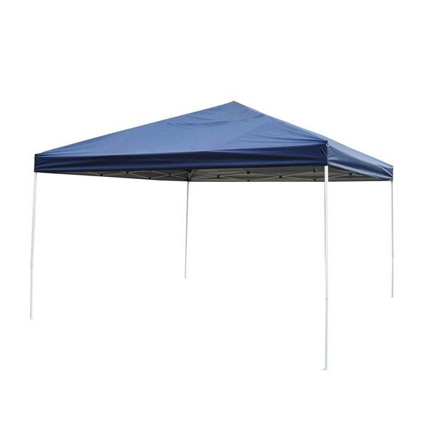 Outsunny 13' x 13' Easy Pop-Up Tent   Aosom