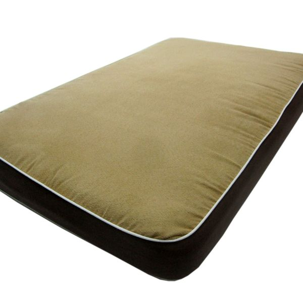 Dog Cushion w/Removeable Cover - Large   Aosom