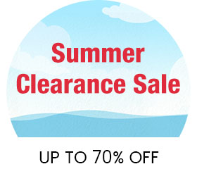 product ad summer clearance sale