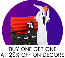 Halloween Decorations Sale-Detail Ads
