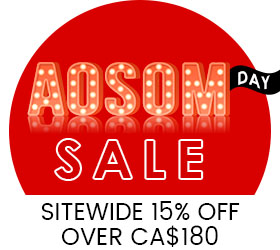 Aosom Day - Detail Ads