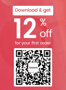 Download the Aosom App,get 12% off for your first order!
