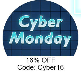 Cyber Monday Super Sale! Up to 70% Off Doorbusters! 16% Off With Code: Cyber16. $70 Off Orders Over $399 With Code: Cyber70. Shop Now!